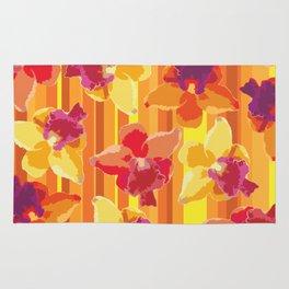 Fluor Flora - Arancio Rug