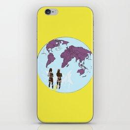 Seaworld iPhone Skin