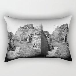 Stereoskop  Rectangular Pillow