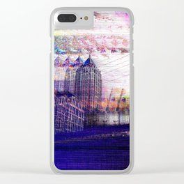 Enchanted Resonator Clear iPhone Case
