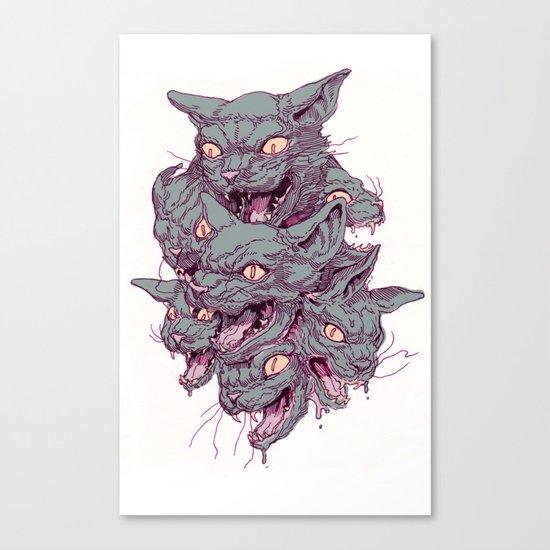CATMASS Canvas Print
