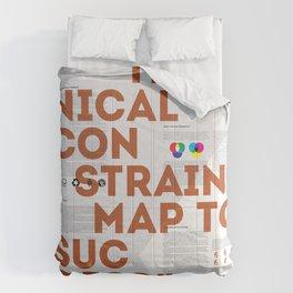 Technical Constraints Comforters