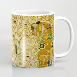 """Gustav Klimt """"Tree of life"""" Coffee Mug"""