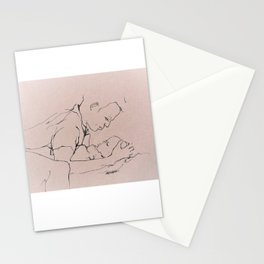 Father's Day Pen and Ink Drawing Stationery Cards