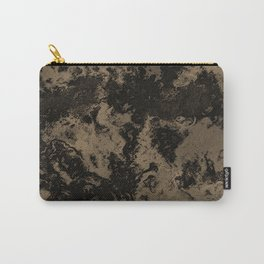 Galaxy in Taupe Carry-All Pouch