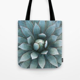 Tranquil Blue Glow Tote Bag