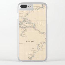 America 1529 Clear iPhone Case