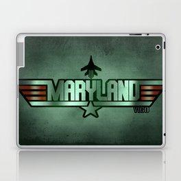 MARYLAND VIGO (Maverick Version) Laptop & iPad Skin