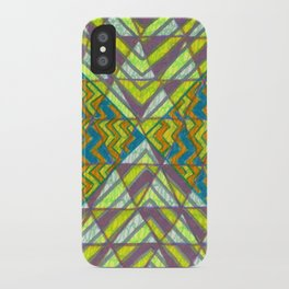 Trizzle iPhone Case