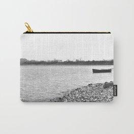 Lakescape Monochrome Carry-All Pouch
