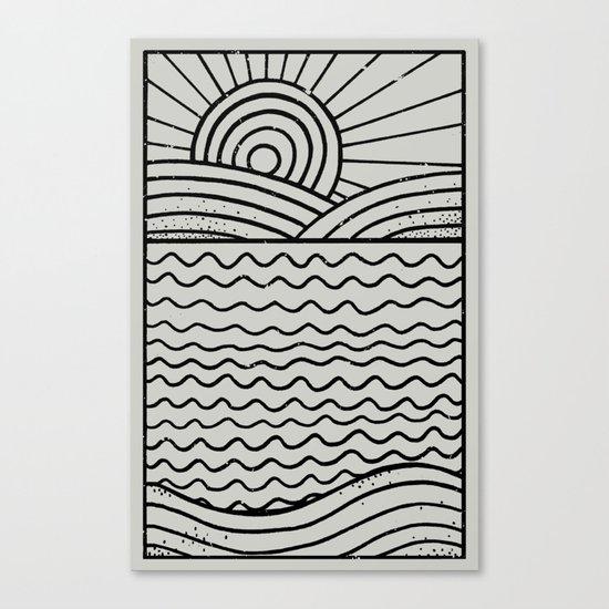 L\NDL/NES Canvas Print