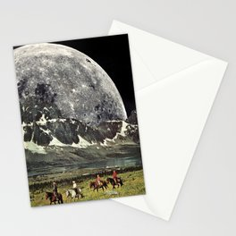 Mountains of Montanya Stationery Cards