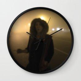 Crepuscular #2 Wall Clock