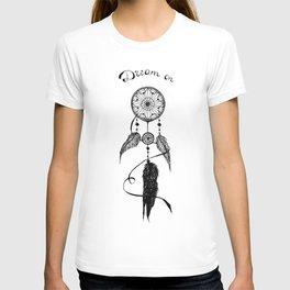Dream On Dreamcatcher Inking T-shirt