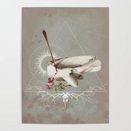 Meme les oiseaux meurent /1 Poster