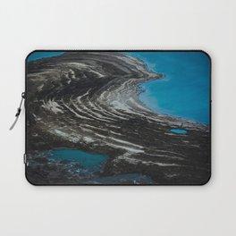 Shrinking of the Dead Sea Laptop Sleeve