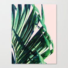 Palm V2 #society6 #decor #buyart Canvas Print