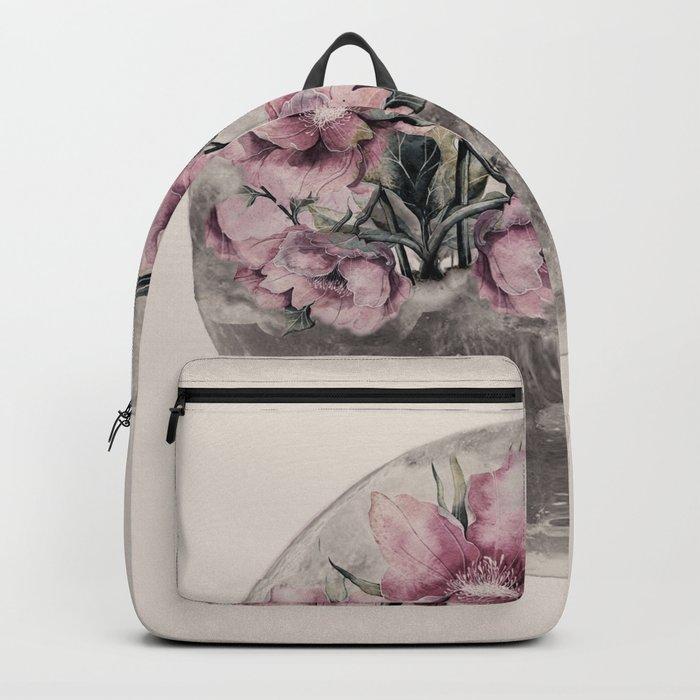 Moon in Bloom Backpack