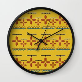Albuquerque Days Wall Clock