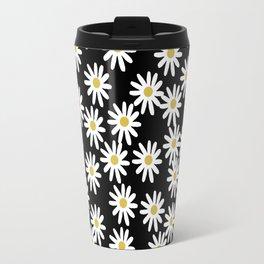 Daisies by Andrea Lauren Travel Mug