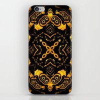 asia iPhone & iPod Skins featuring Asia by Lyle Hatch