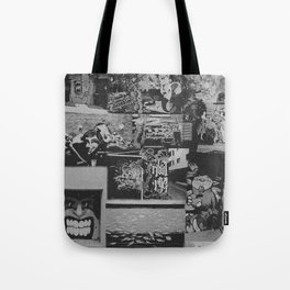 The Street Art Collection Tote Bag