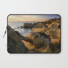 An Algarve cove, Portugal Laptop Sleeve