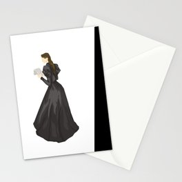 Leave a note for your next of kin, tell'em where you been. Stationery Cards