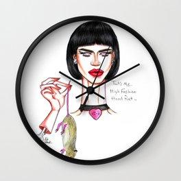 Naomi Smalls Wall Clock