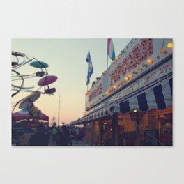 merry summertime Canvas Print