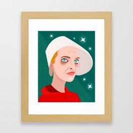 The Handmaid's Tale Framed Art Print
