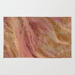 Natural Sandstone Art, Valley of Fire - 2 Rug