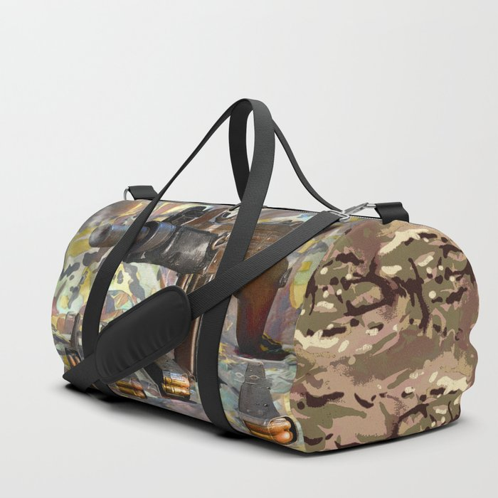 Warped Logic Duffle Bag
