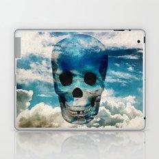 sky skull Laptop & iPad Skin