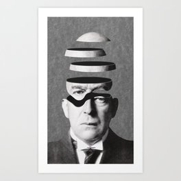Metempirics / Parceled out (2014) Art Print
