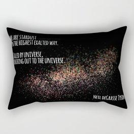 Exalted Rectangular Pillow