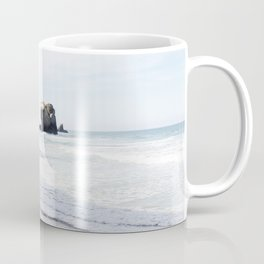 Dunedin beach - New Zealand Coffee Mug