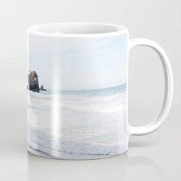 Dunedin beach - New Zealand Coffee Mug