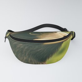 Golden Eagle Fanny Pack