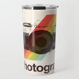 Photography Club Travel Mug