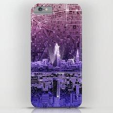 cleveland city skyline Slim Case iPhone 6s Plus
