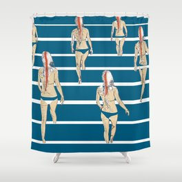 Thetis Shower Curtain