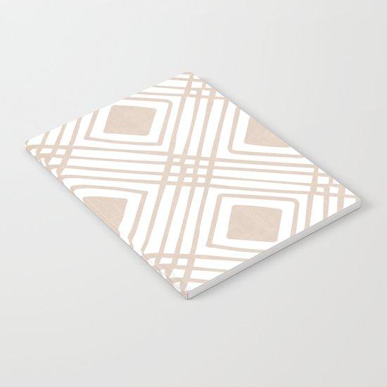 Criss Cross Diamond Pattern in Tan by beckybailey1