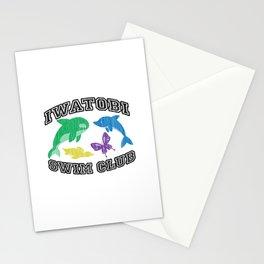 Iwatobi Swim Club Stationery Cards