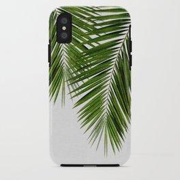 Palm Leaf II iPhone Case
