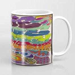 The Art of Flying Coffee Mug