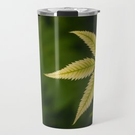 Plant Patterns - Leafy Greens Travel Mug