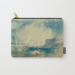 """J.M.W. Turner """"Lyme Regis"""" Carry-All Pouch"""