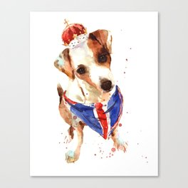 The Union Jack Canvas Print