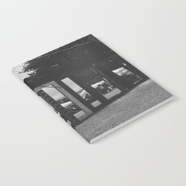 jagged reflections Notebook